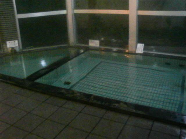 上山温泉二日町共同浴場
