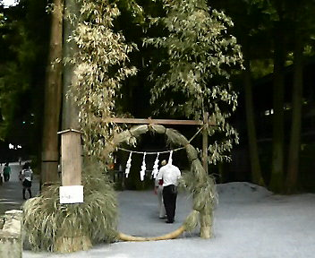 諏訪大社本宮さん