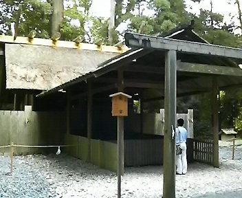 お伊勢詣り外宮さん2