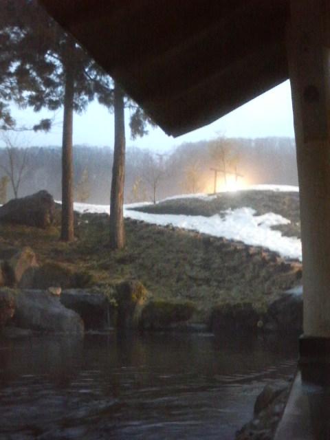 雫石高倉温泉