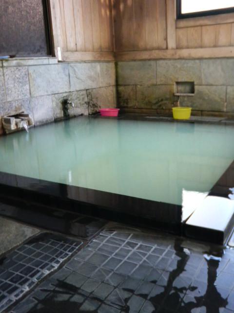 野沢温泉 松葉の湯