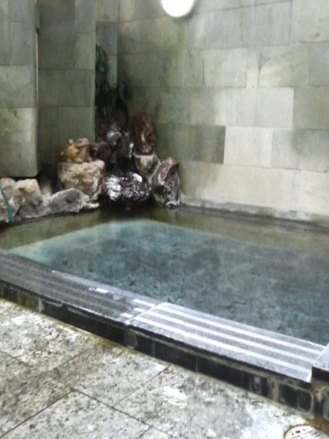 鉄鉱泉本館