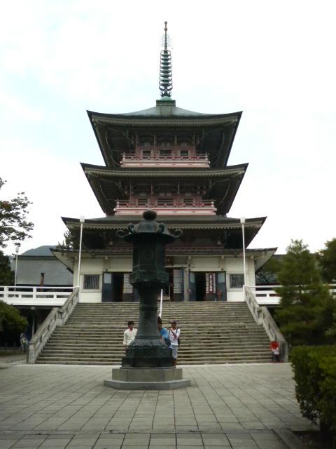 善光寺日本忠霊殿