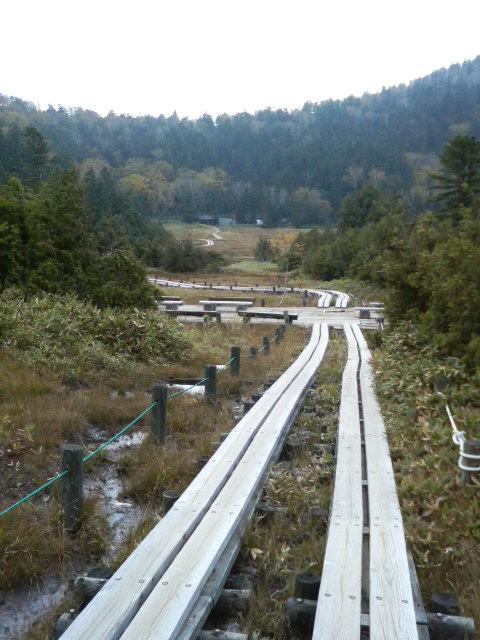 四十八池湿原