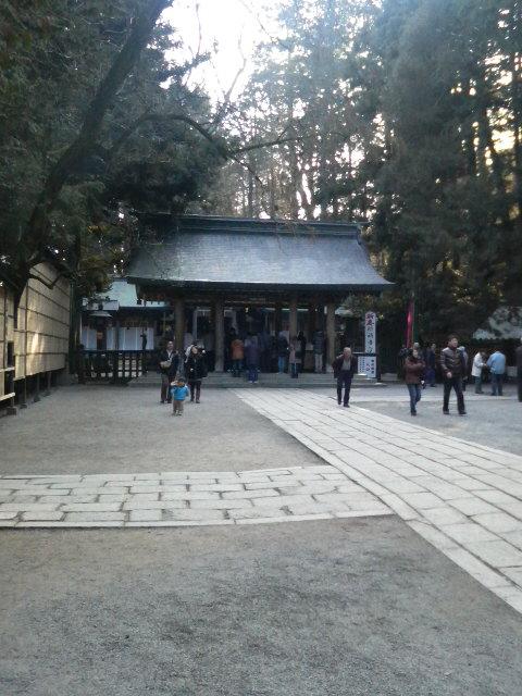 諏訪大社本宮2