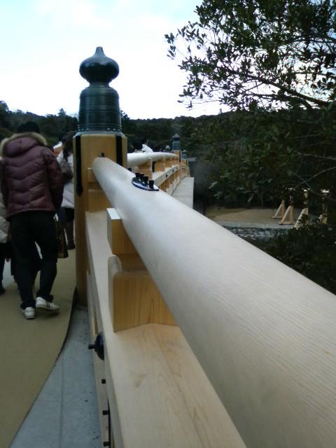 伊勢神宮 内宮宇治橋