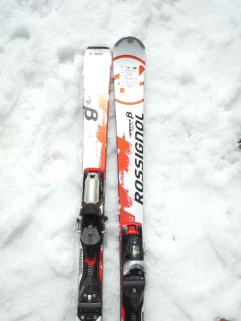 rossignol radical d beta tpi2