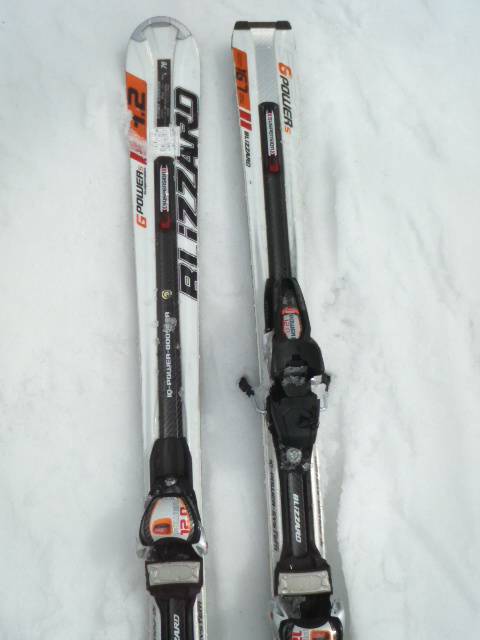 blizzard g-power suspension