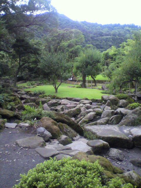 仙厳園 曲水の庭